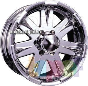 Колесные диски ASA RS4. Изображение модели #1