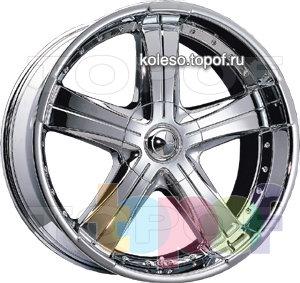 Колесные диски ASA RT5. Изображение модели #1