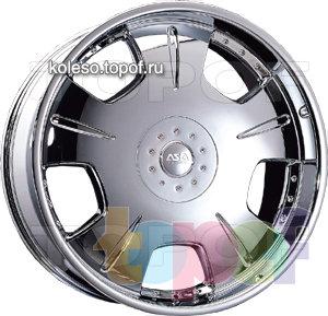 Колесные диски ASA RT8. Изображение модели #1