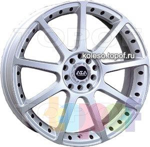 Колесные диски ASA TR3. Изображение модели #1