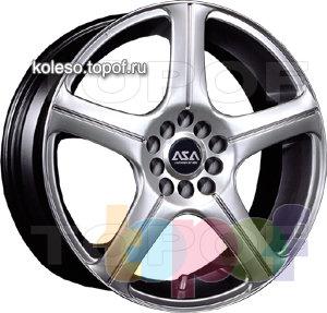 Колесные диски ASA US2. Изображение модели #1