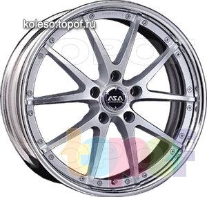 Колесные диски ASA W21