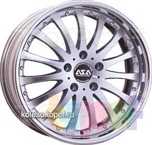Колесные диски ASA W26