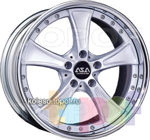 Колесные диски ASA W32. Изображение модели #1