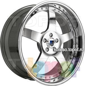 Колесные диски Asanti AF 112. Изображение модели #1