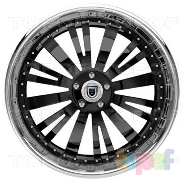 Колесные диски Asanti AF 113. Изображение модели #1