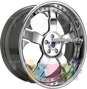 Колесные диски Asanti AF 114. Изображение модели #1