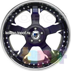Колесные диски Asanti AF 114. Изображение модели #2