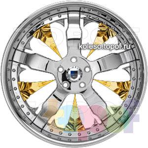 Колесные диски Asanti AF 114 (шипы). Изображение модели #2