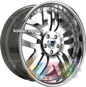 Колесные диски Asanti AF 115. Изображение модели #1