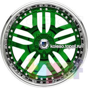Колесные диски Asanti AF 115. Изображение модели #2