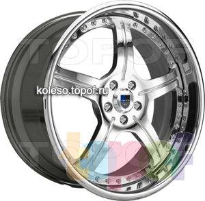 Колесные диски Asanti AF 118. Изображение модели #1