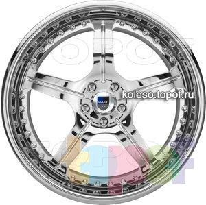 Колесные диски Asanti AF 118. Изображение модели #2