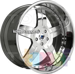 Колесные диски Asanti AF 118t. Изображение модели #1