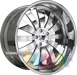 Колесные диски Asanti AF 119. Изображение модели #1