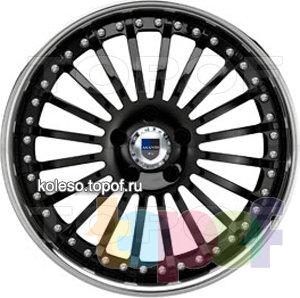 Колесные диски Asanti AF 122. Изображение модели #2
