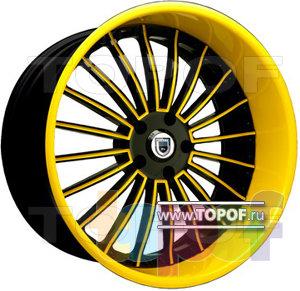 Колесные диски Asanti AF 122 (вариации). Изображение модели #1