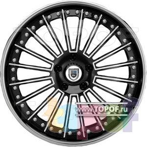Колесные диски Asanti AF 122 (вариации). Изображение модели #2