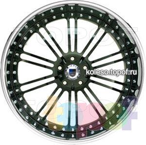 Колесные диски Asanti AF 128. Изображение модели #2