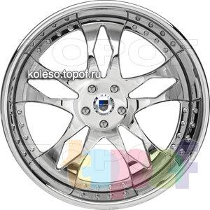 Колесные диски Asanti AF 129. Изображение модели #2