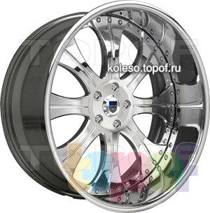 Колесные диски Asanti AF 131. Изображение модели #1