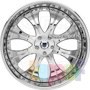 Колесные диски Asanti AF 131. Изображение модели #2