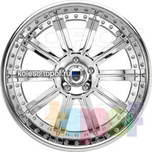 Колесные диски Asanti AF 134. Изображение модели #2