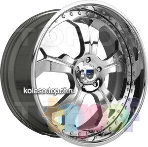 Колесные диски Asanti AF 138. Изображение модели #1