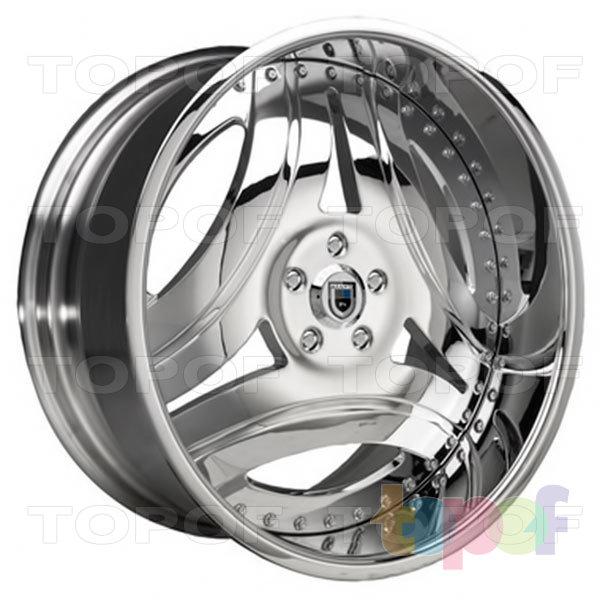 Колесные диски Asanti AF 140. Изображение модели #1