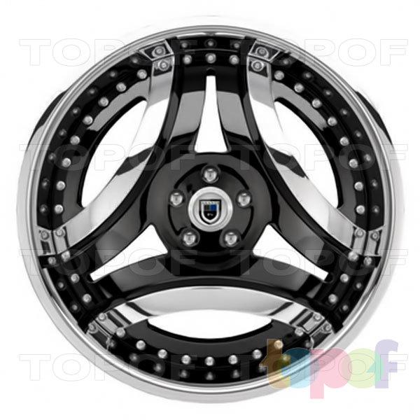 Колесные диски Asanti AF 140. Изображение модели #2