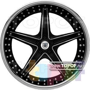 Колесные диски Asanti AF 144. Изображение модели #2