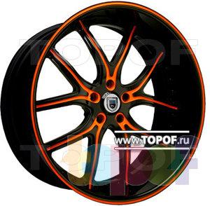 Колесные диски Asanti AF 150 (вариации). Изображение модели #1