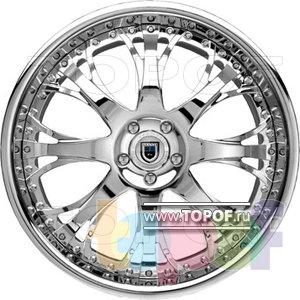 Колесные диски Asanti AF 153. Изображение модели #2