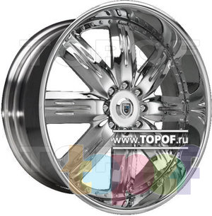Колесные диски Asanti AF Maximus. Изображение модели #1