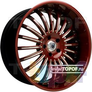 Колесные диски Asanti AFC 402. Изображение модели #1