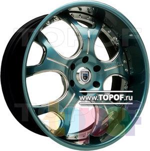 Колесные диски Asanti AFC 403. Изображение модели #1