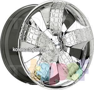 Колесные диски Asanti Alligator. Изображение модели #1