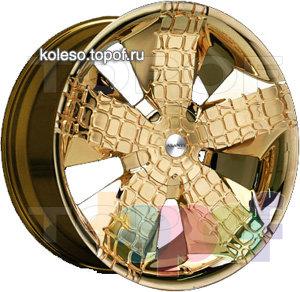 Колесные диски Asanti Alligator. Изображение модели #2
