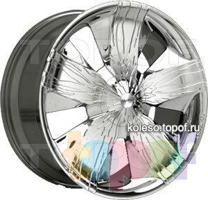 Колесные диски Asanti Zebra. Изображение модели #1