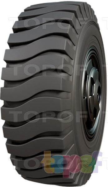 Шины АШК Nortec IND 76. Карьерная шина для индустриальной техники