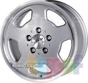 Колесные диски ASW AATopline. Изображение модели #1