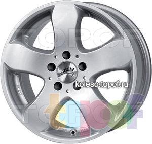 Колесные диски ASW DC. Изображение модели #1