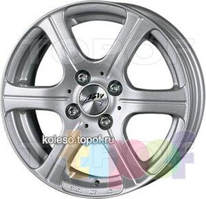 Колесные диски ASW Dino. Изображение модели #1