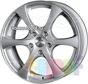 Колесные диски ASW Esto. Изображение модели #1