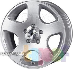 Колесные диски ASW F-Rad. Изображение модели #1