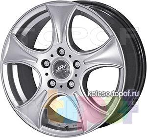 Колесные диски ASW Intra. Изображение модели #1