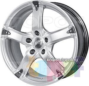 Колесные диски ASW Kobra. Изображение модели #1
