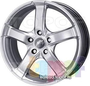 Колесные диски ASW Kobra-s. Изображение модели #1