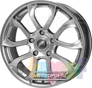Колесные диски ASW Lauder. Изображение модели #1