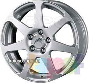Колесные диски ASW MX. Изображение модели #1